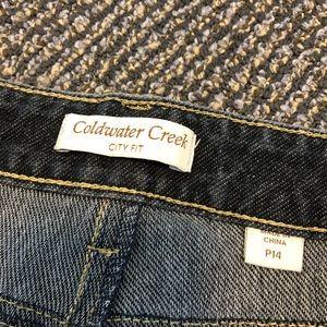 Coldwater Creek Jeans - Cold water creek denim